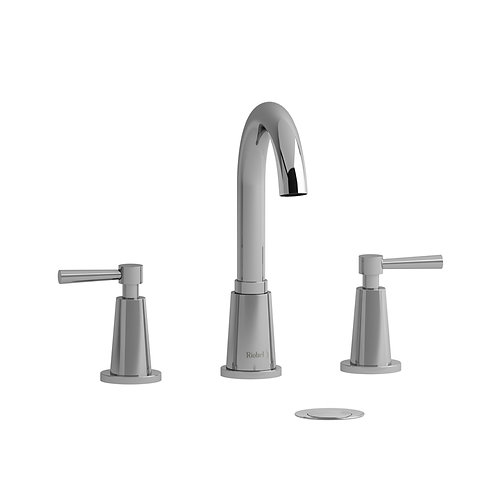 """Riobel Pallace 8"""" Lavatory Faucet with Lever Handles"""