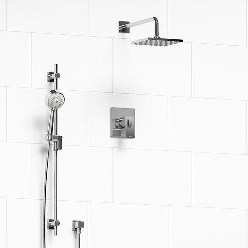 Riobel Zendo 2-Way Thermostatic Shower Kit