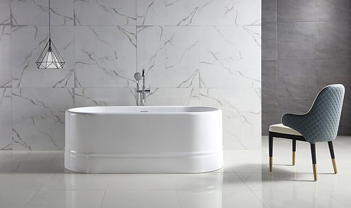 Diamond Freestanding Bath Tub