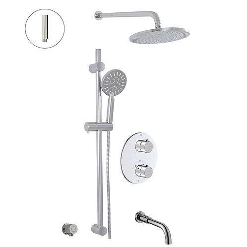 ALT Circo 3-Way Thermostatic Shower Kit