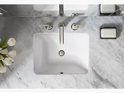 Kohler Caxton Undermount Sink - White