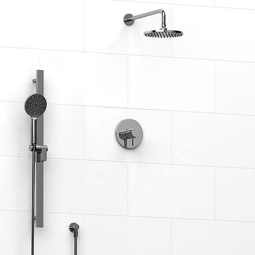 Riobel Paradox 2-Way Thermostatic Shower Kit