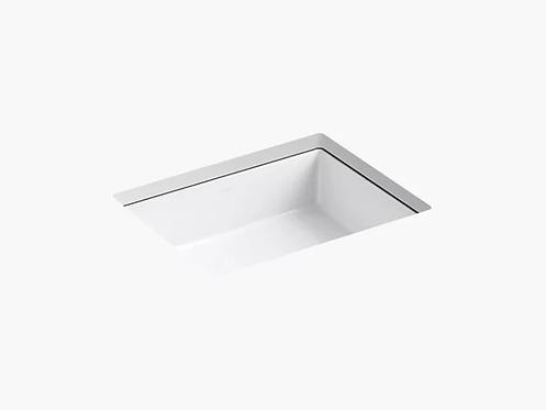 Kohler Verticyl Undermount Sink - White