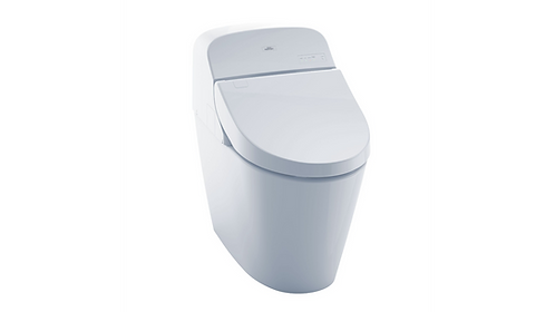 Toto Washlet G400 with Integrated Intelligent Toilet