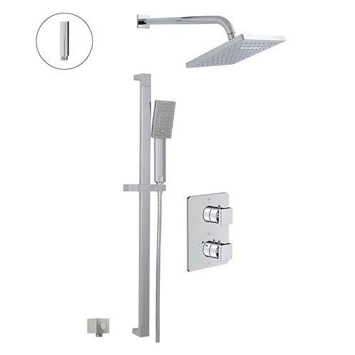 ALT Riga 2-Way Thermostatic Shower Kit