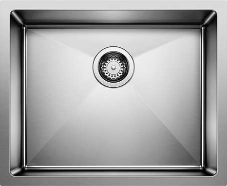 Blanco Quatrus R15 U 1 Kitchen Sink