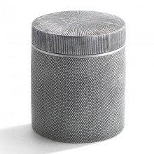 Mesh Cotton Jar