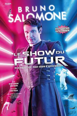 Bruno Salomone : le show du Futur