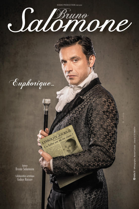 Bruno Salomone - Euphorique