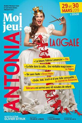 Antonia - Moi Jeu !