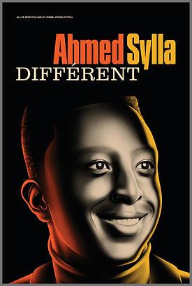 Ahmed Sylla - Différent