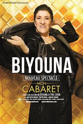 Biyouna : Mon Cabaret
