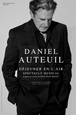 Daniel Auteuil : Déjeuner en l'air