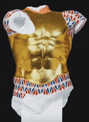 Cuirassed Torso from the Athenian Acropolis (Variant B)