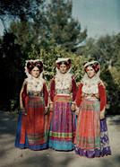 Welt in Farbe - Farbfotografie vor 1915