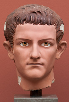 Portrait of Caligula, Ny Carlsberg Glyptotek Kopenhagen (Variant A)