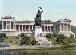 Bavaria Statue in Munich
