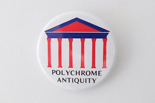 Polychrome Antiquity Button