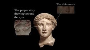 """Roman Sculpture and Colour: the """"Treu Head"""""""