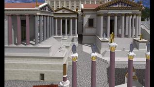 Ancient Rome — Reborn — thanks to virtual reality