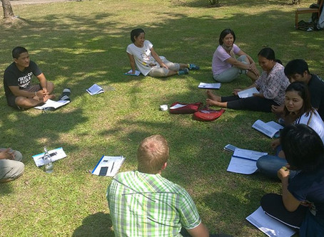 The five dysfunctions of a team program in Chiang Mai