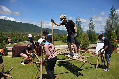 Rayong Island Survivor Team Building Adventure