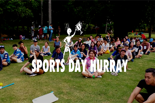 Sports Day Hurray
