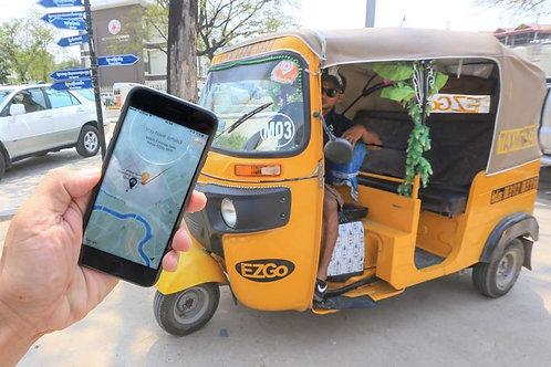 Siem Reap PassApp Amazing Race