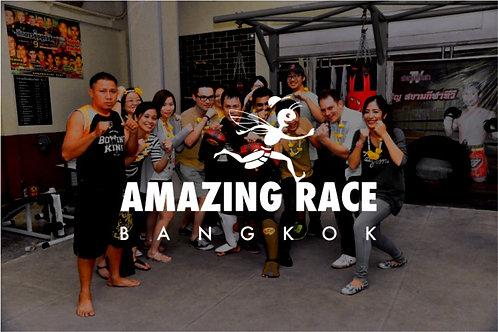 Bangkok Amazing Race on Public Transportation