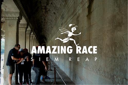 Angkor Wat Amazing Race