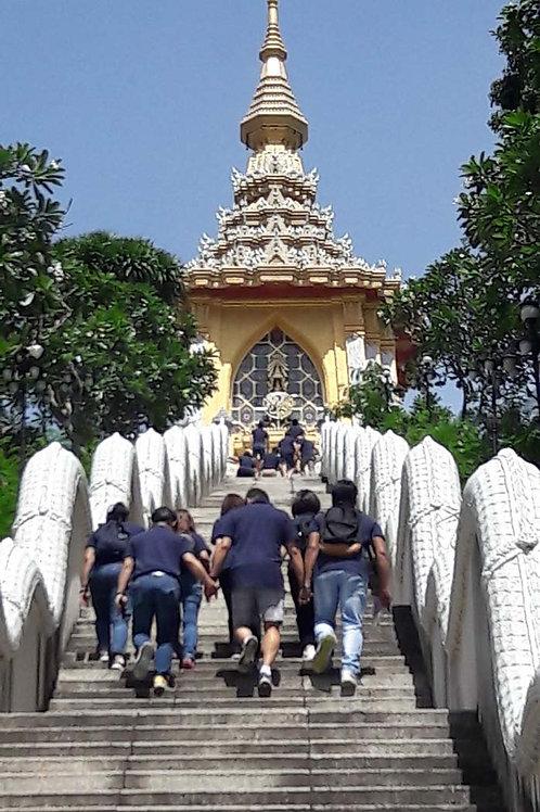 Pattaya city Discovery challenge