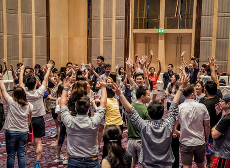 Fun and competitive indoor team building activities in Bangkok (13 - 20)