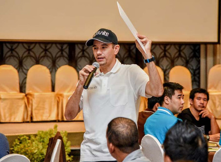 Indoor Team Building Activities in Bangkok to Improve Communication & Problem-solving skills (59-69)