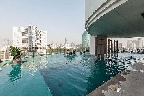 Team Building Bangkok Amazing Race at Millennium Hilton