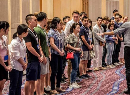 Indoor Team Building activities in Bangkok to enhance your corporate culture (45 to 58)