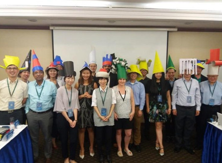 Six Thinking Hats workshop in Ho Chi Minh City