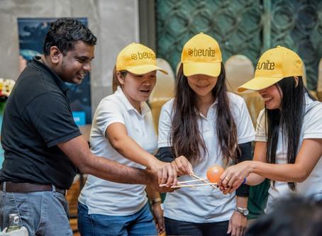 101 indoor team building activities in Bangkok