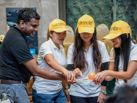 101 indoor team building activities in Bangkok