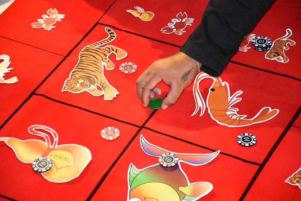 Casino Royale board game for team bonding