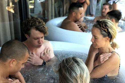 Bangkok Ice Bath Immersion and Breathing Workshop