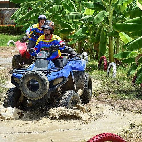 ATV outdoor adventure
