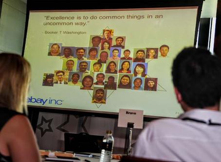 Hybrid meetings in Bangkok