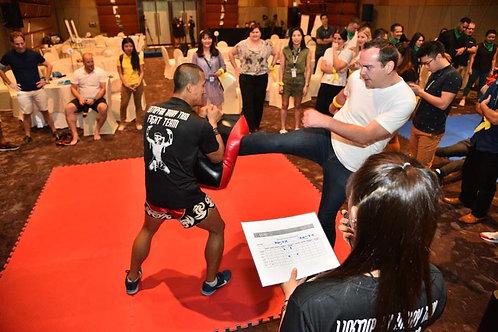 Muay Thai Boxing Challenge