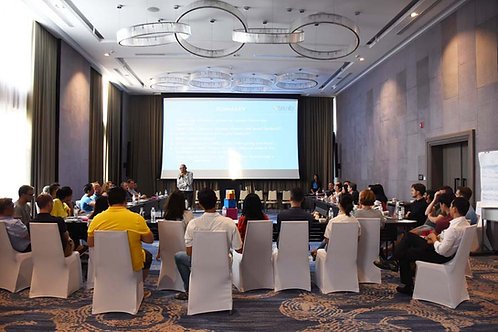 Hua Hin Teamwork skills training package