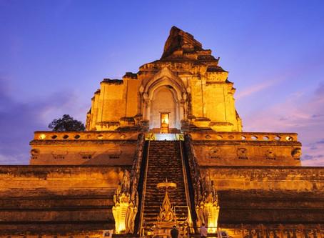 Ancient Siam temple scavenger hunt