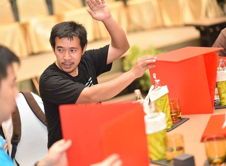 Icebreaker indoor team building activities in Bangkok (1-12)