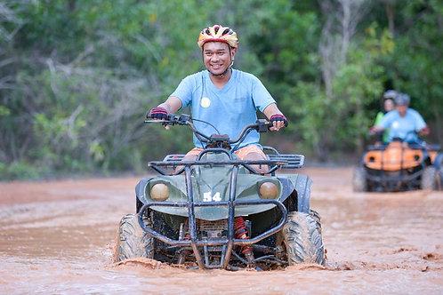 ATV Racing team challenge