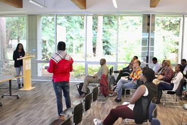 Africa's Diaspora in Vancouver Convenes to Discuss the Continent's Sustainable Development Goals