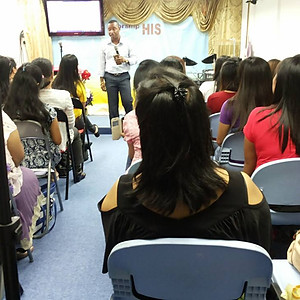 Church gathering