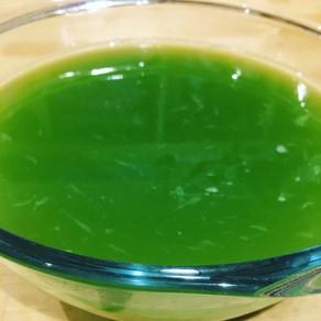 Cordial to Cake - Cucumber & Lemon Polenta Cake recipe from Cucumber Cordial
